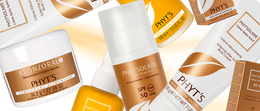 Promotion Phyt's solaire